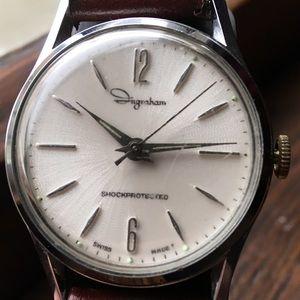 Ingraham Swiss watch